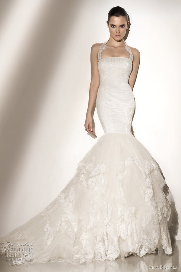 Pepe Botella 2012 Wedding Dresses