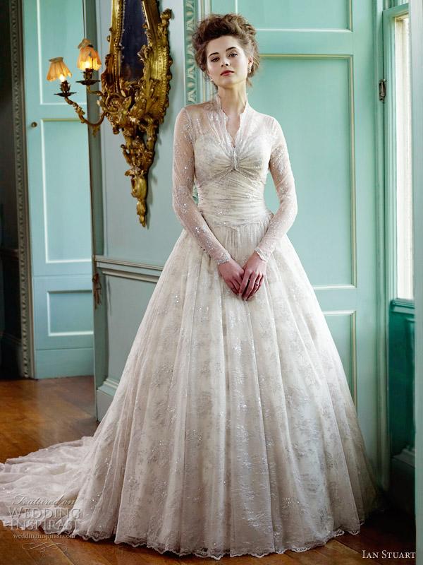 Ian Stuart Wedding Dress 2012 Killer Queen Bridal