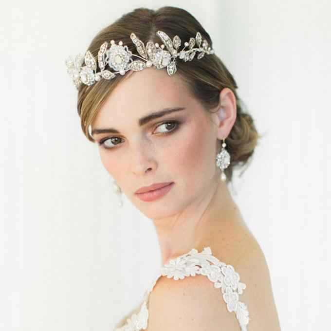 Edera Jewelry 2016 Aquarelle Bridal Accessories